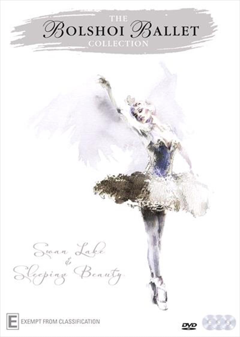 Bolshoi Ballet Collection | DVD