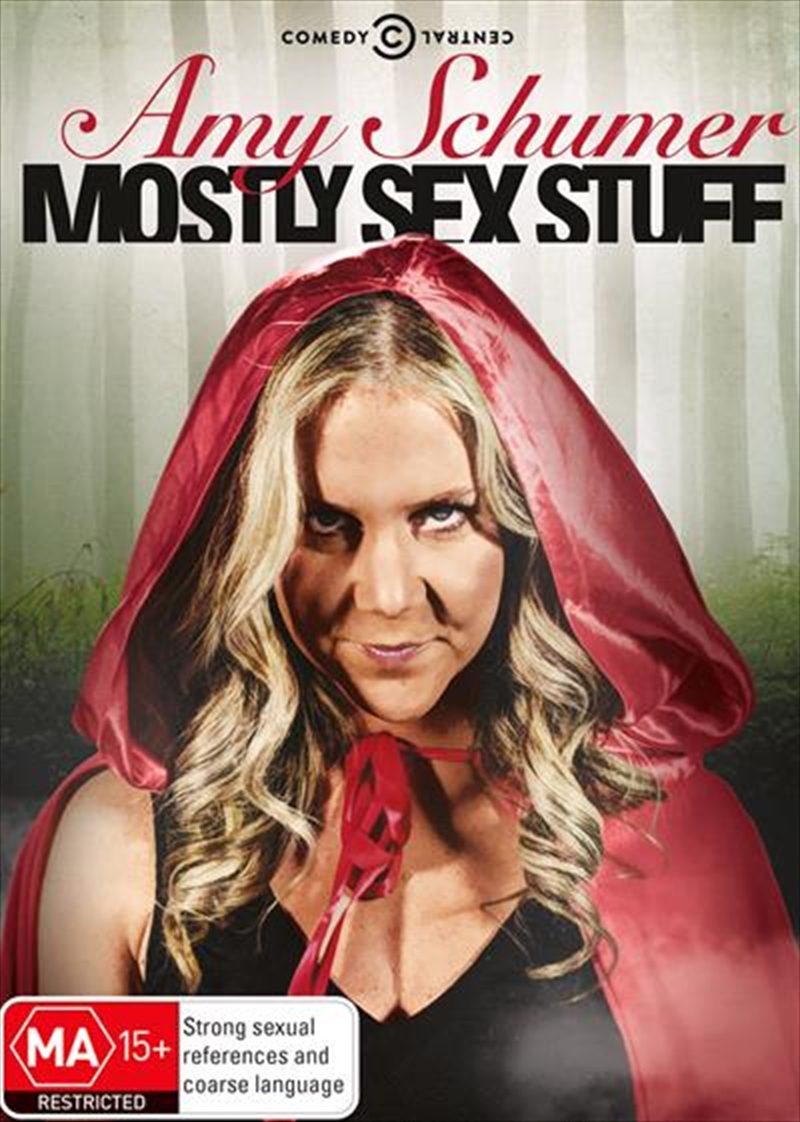 Amy Schumer - Mostly Sex Stuff | DVD