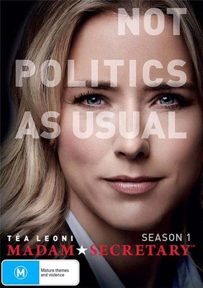 Madam Secretary - Season 1 | DVD