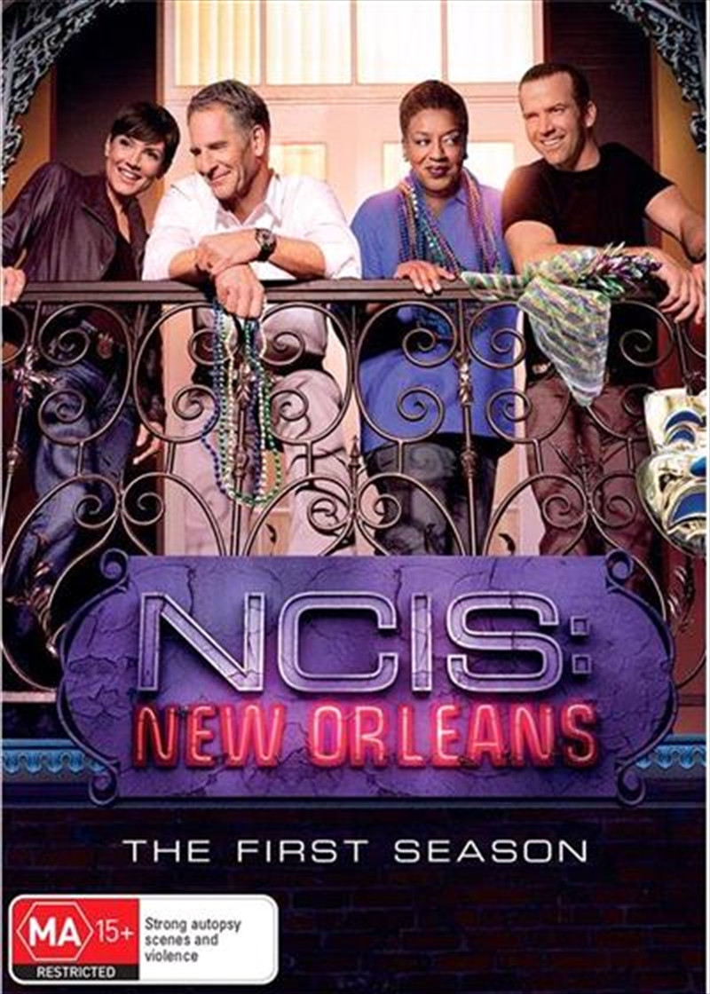 NCIS - New Orleans - Season 1 | DVD