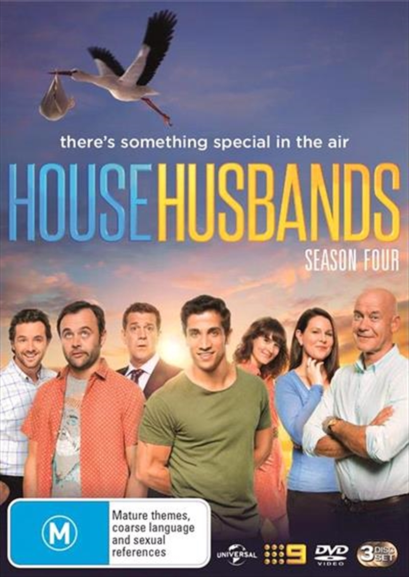 House Husbands - Series 4 | DVD