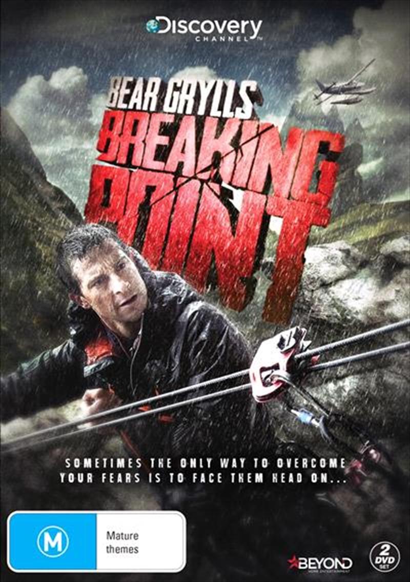 Bear Grylls - Breaking Point | DVD
