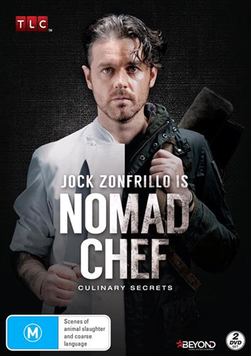 Nomad Chef - Culinary Secrets   DVD