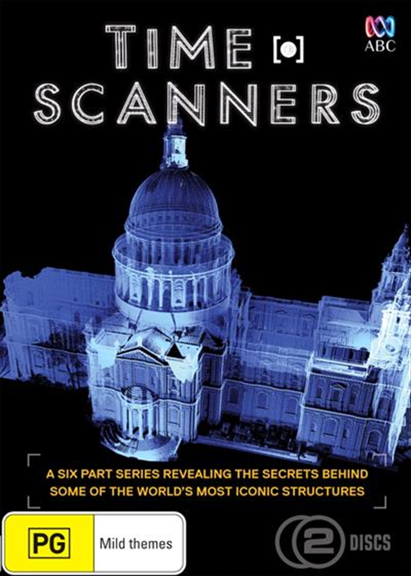 Time Scanners | DVD