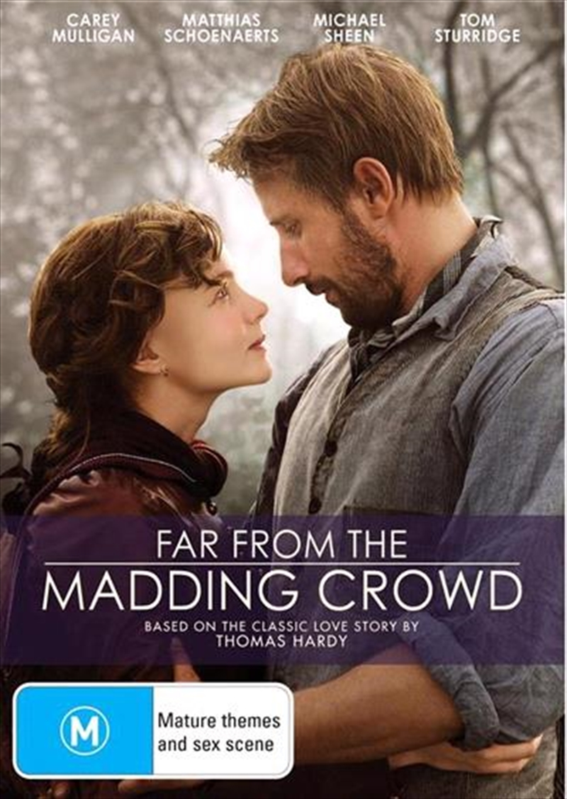 Far From The Madding Crowd | DVD