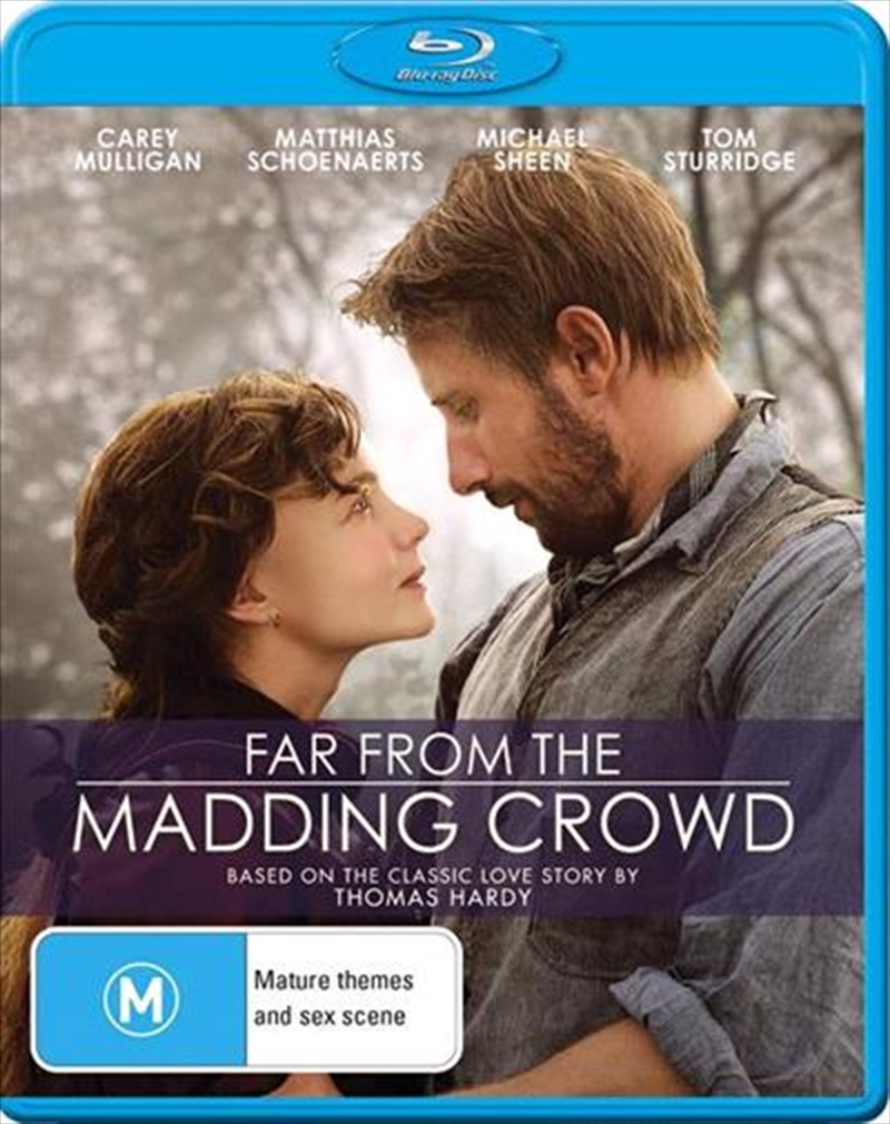 Far From The Madding Crowd | Blu-ray