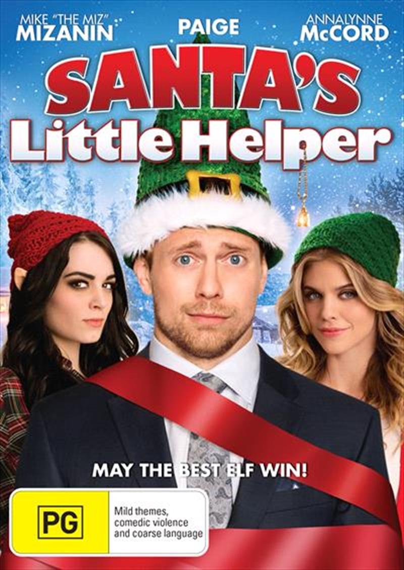 Santa's Little Helper | DVD