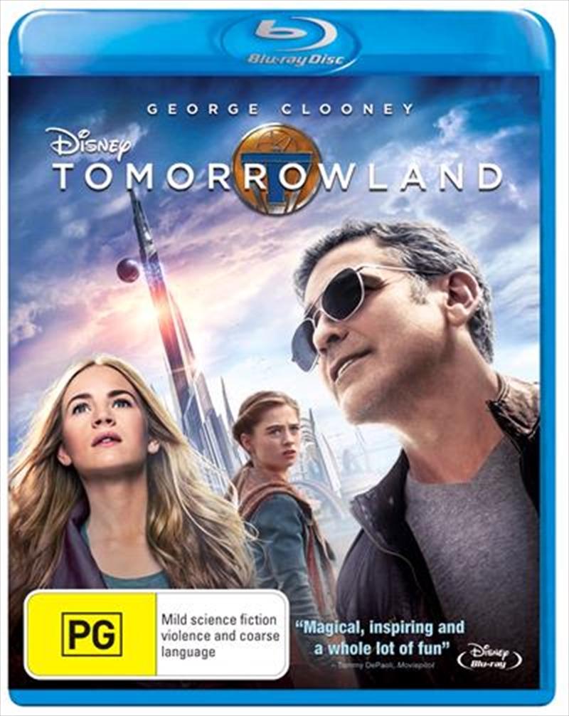 Tomorrowland | Blu-ray