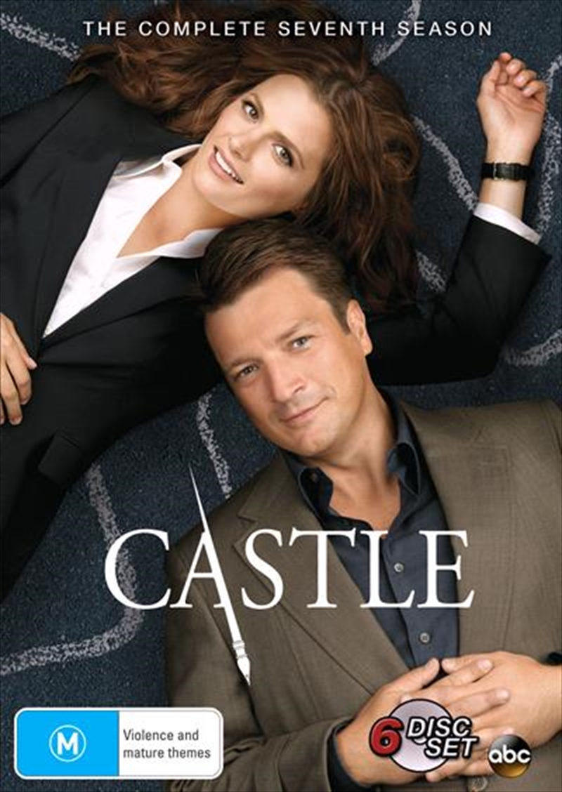 Castle - Season 7 | DVD