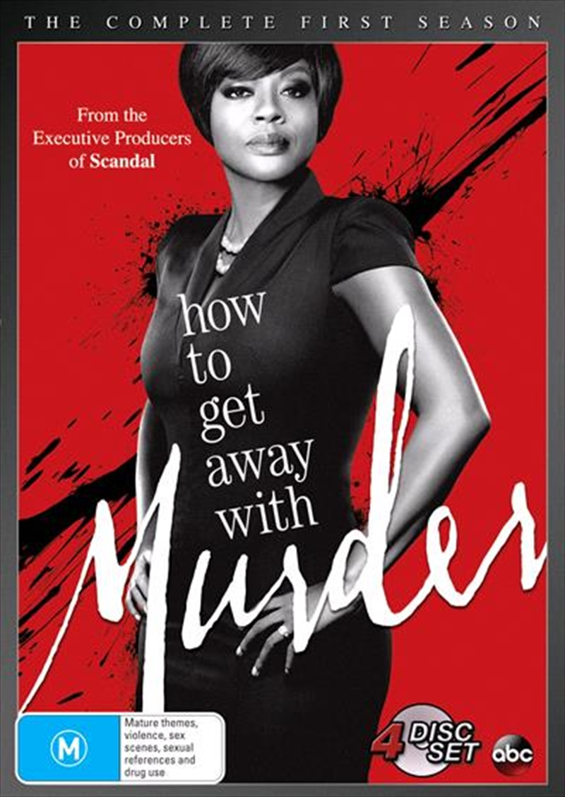How To Get Away With Murder - Season 1 | DVD