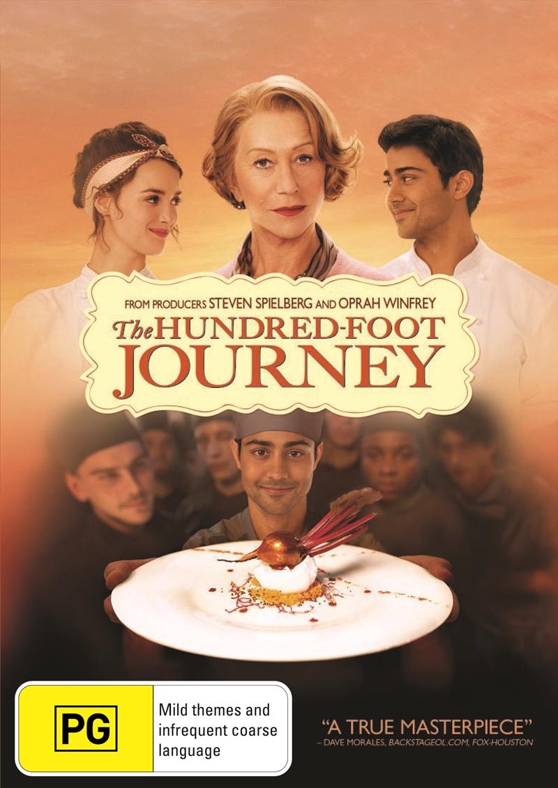Hundred Foot Journey, The | DVD