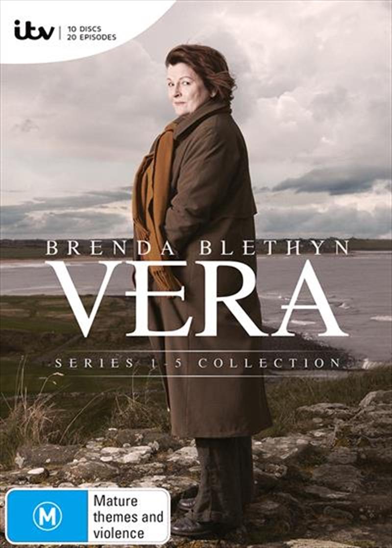 Vera - Series 1-5 | Boxset | DVD