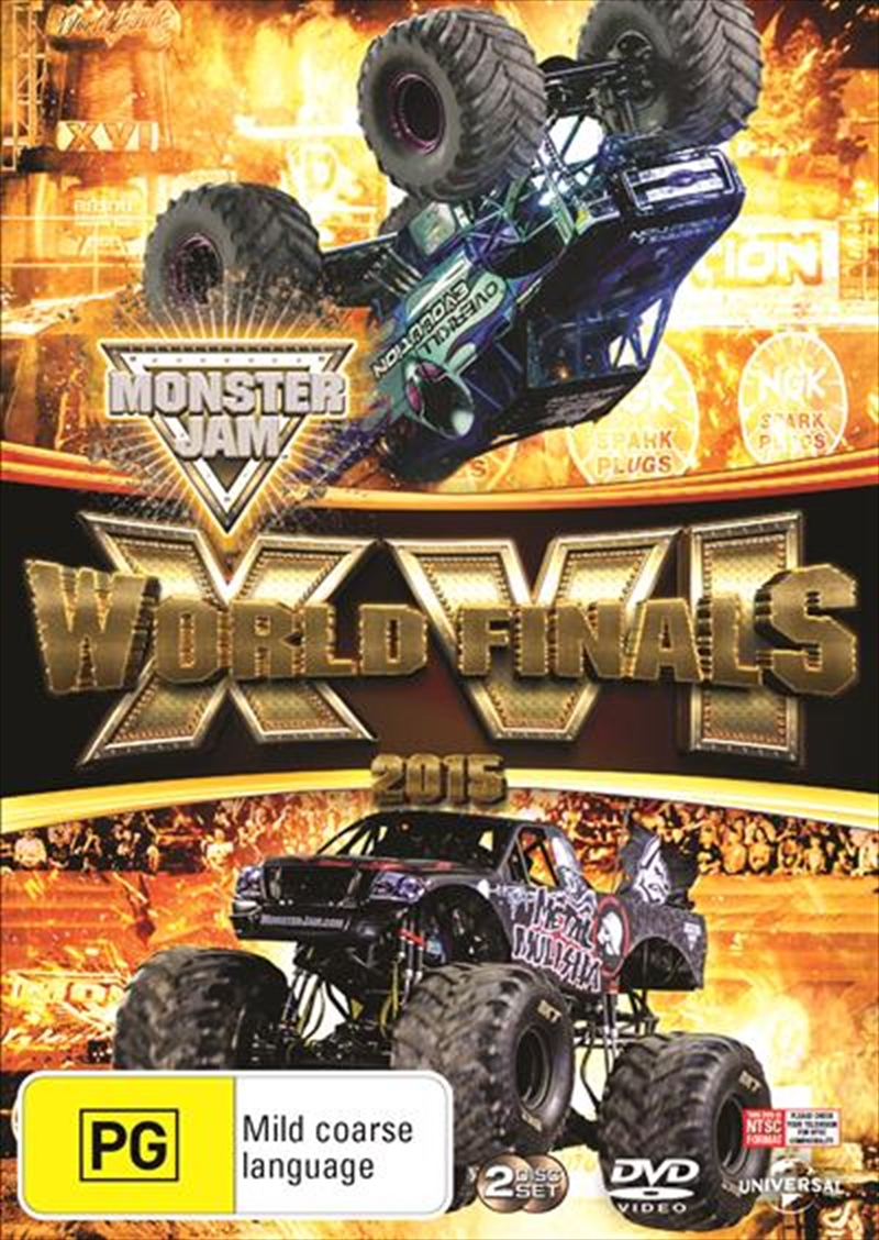 Monster Jam - World Finals XVI | DVD