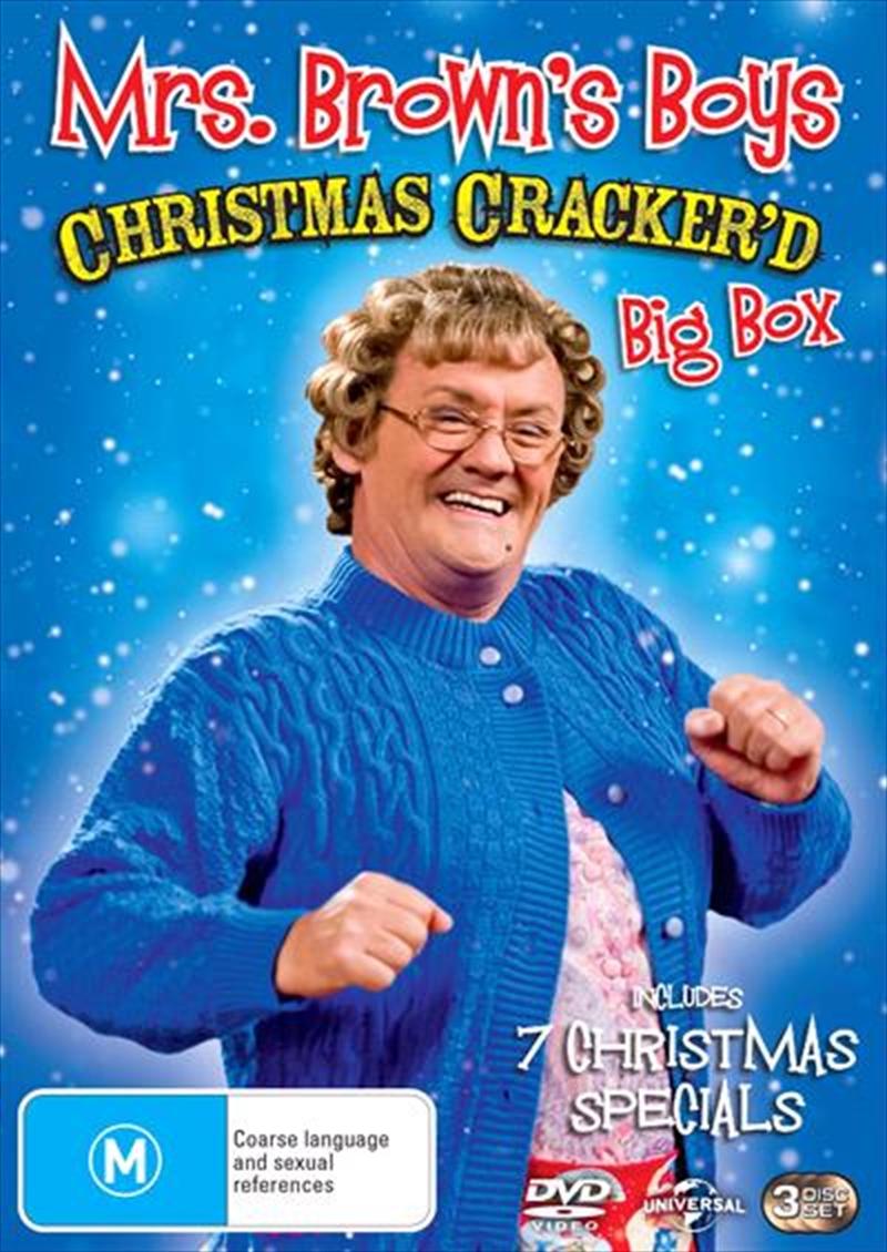 Mrs. Brown's Boys - Christmas Cracker'd | Big Box | DVD