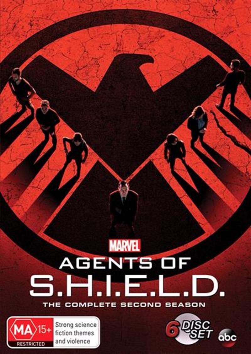 Agents Of SHIELD - Season 2 | DVD