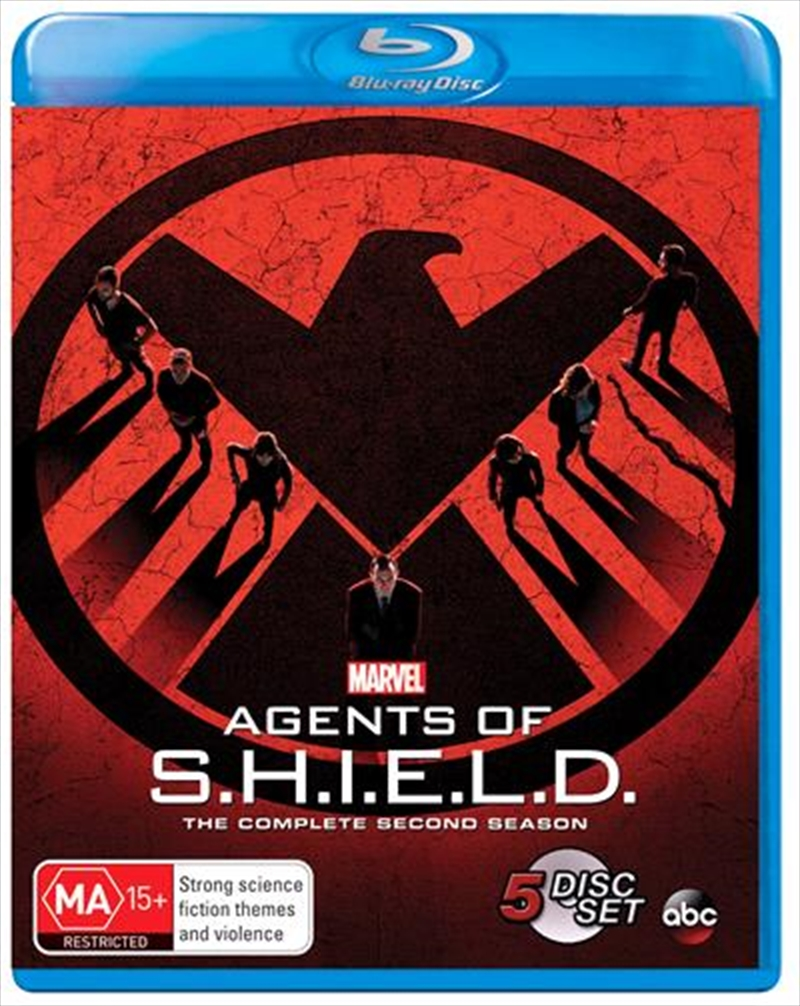 agents of shield staffel 2 blu ray
