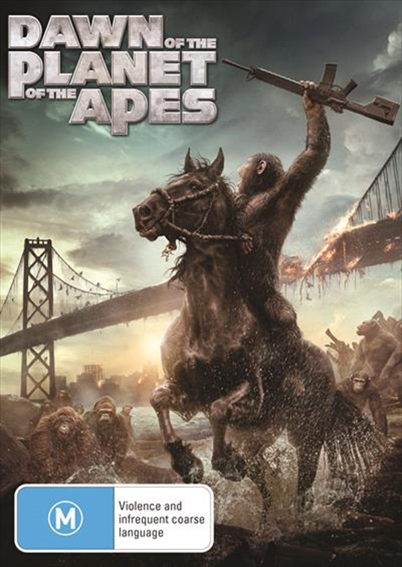 Dawn Of The Planet Of The Apes | DVD