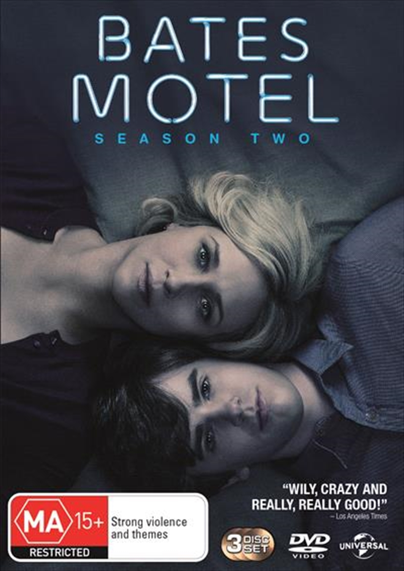 Bates Motel - Season 2 | DVD