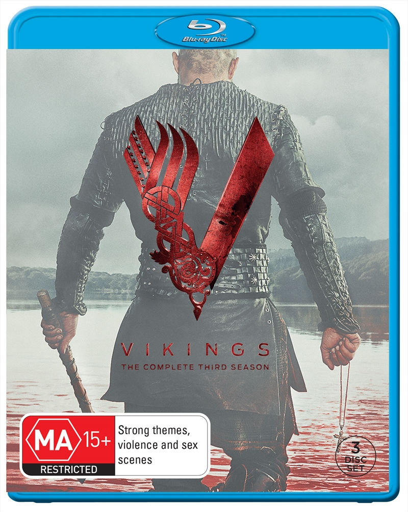 Vikings - Season 3 | Blu-ray