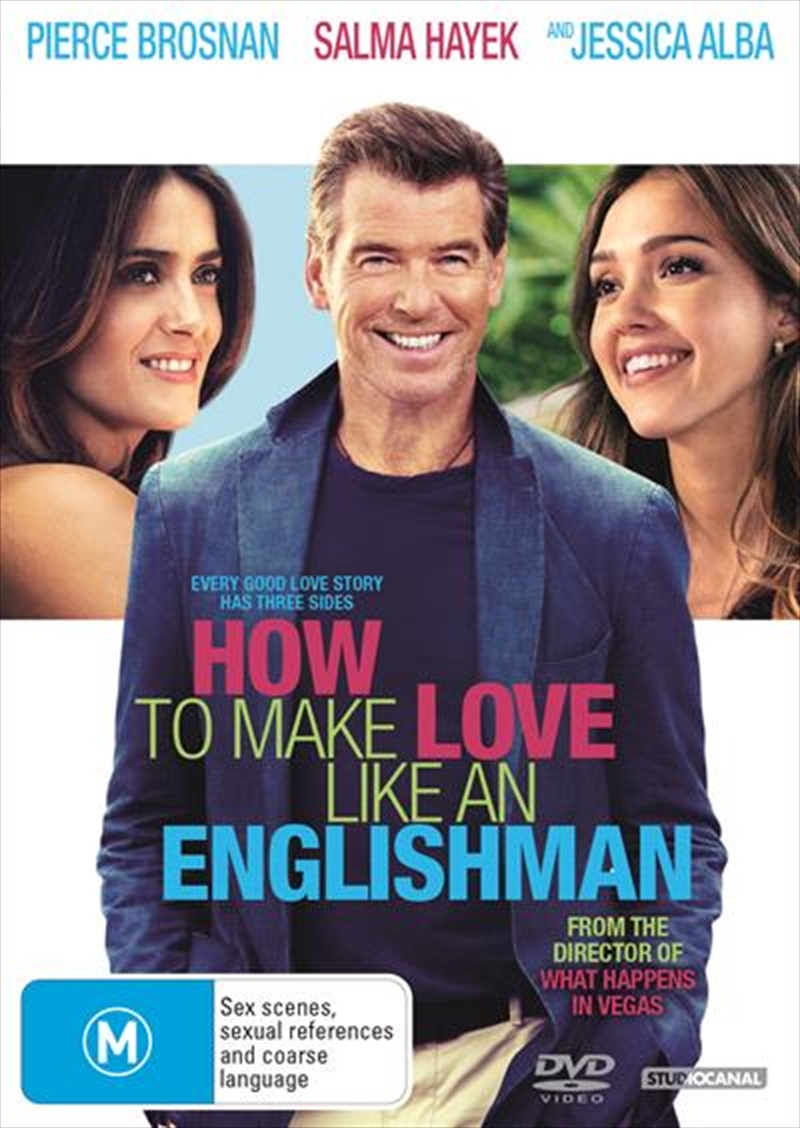 How To Make Love Like An Englishman | DVD