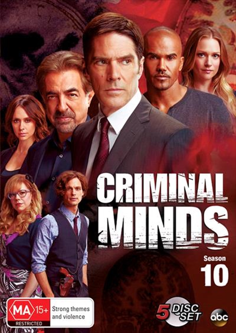 Criminal Minds - Season 10 | DVD