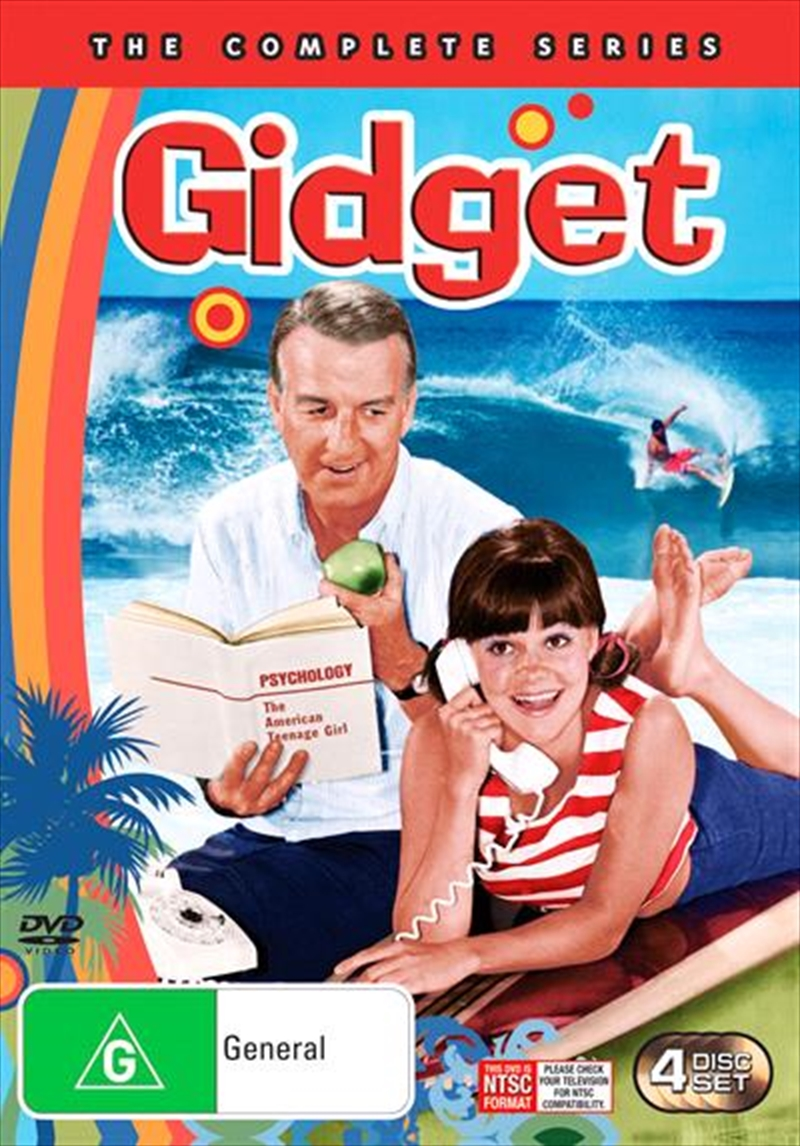 Gidget | Series Collection | DVD