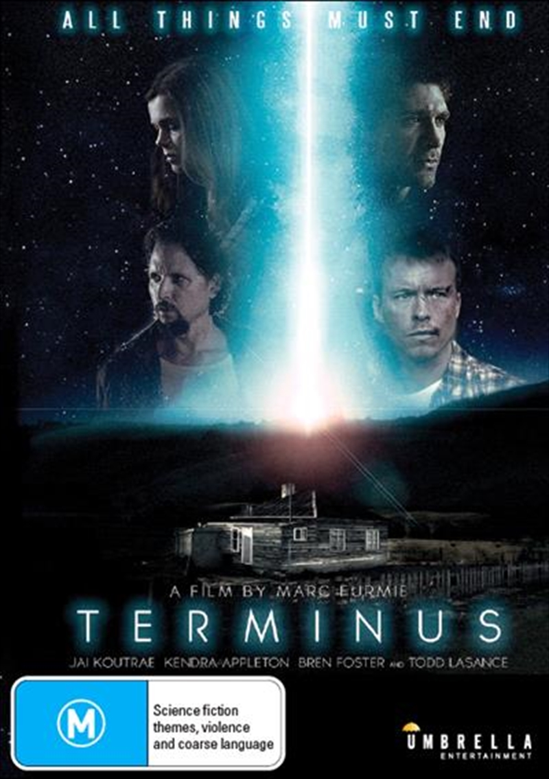 Terminus   DVD