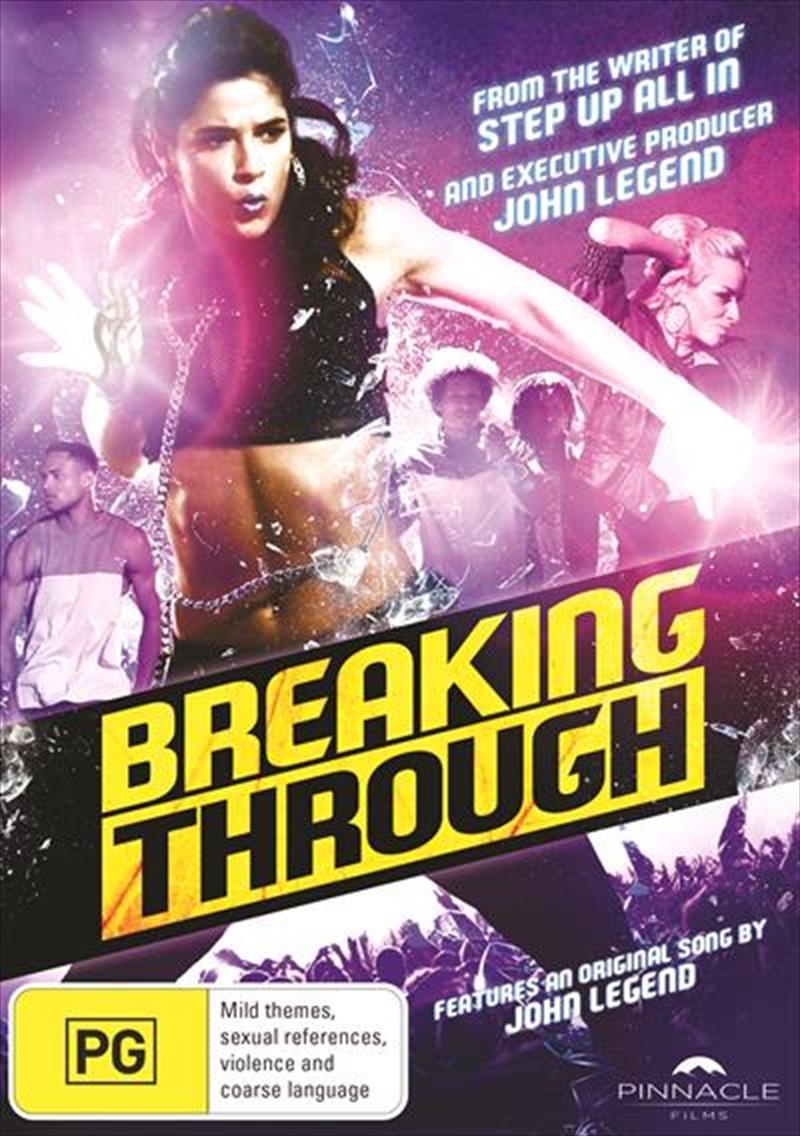 Breaking Through | DVD