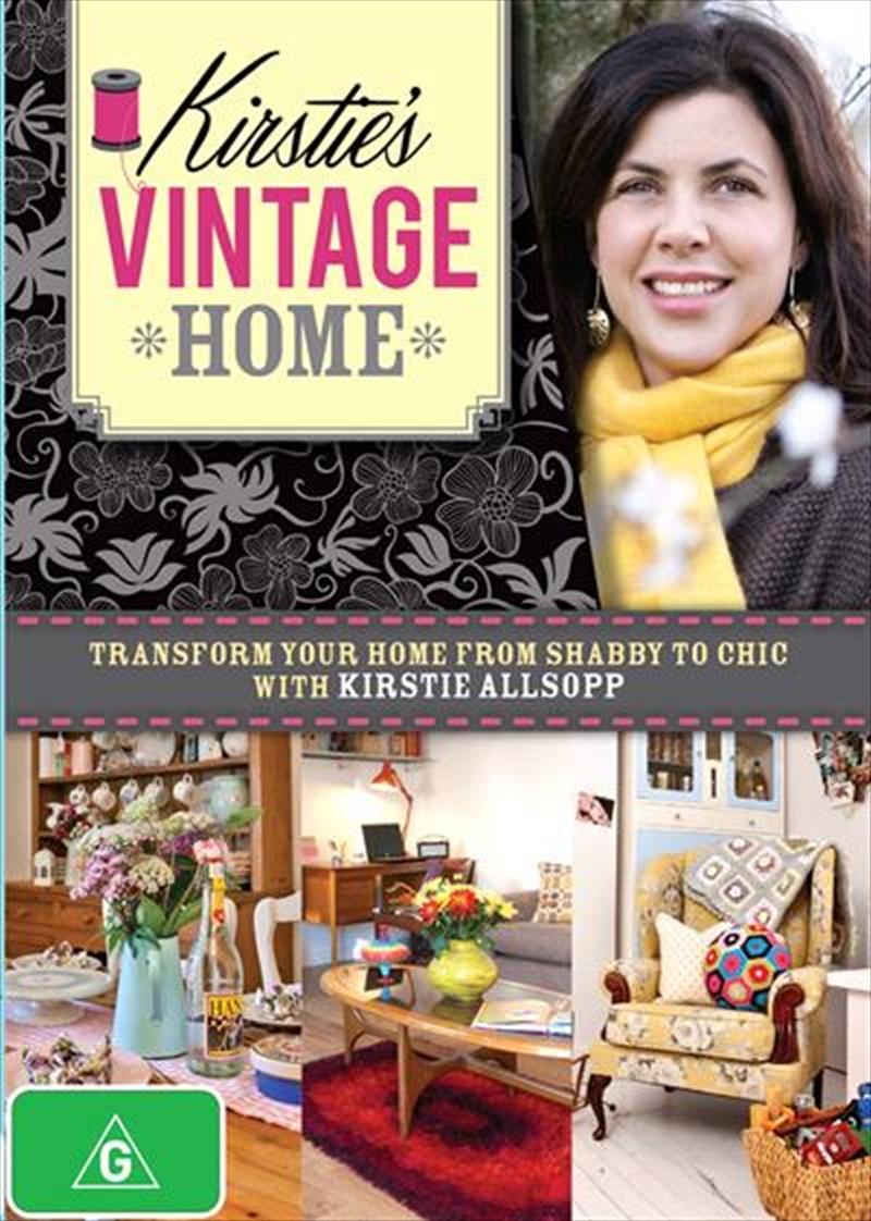 Kirstie's Vintage Home | DVD
