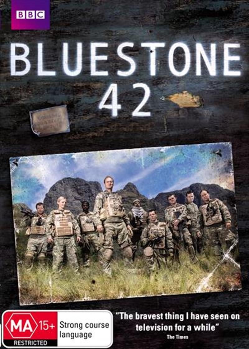 Bluestone 42 | DVD