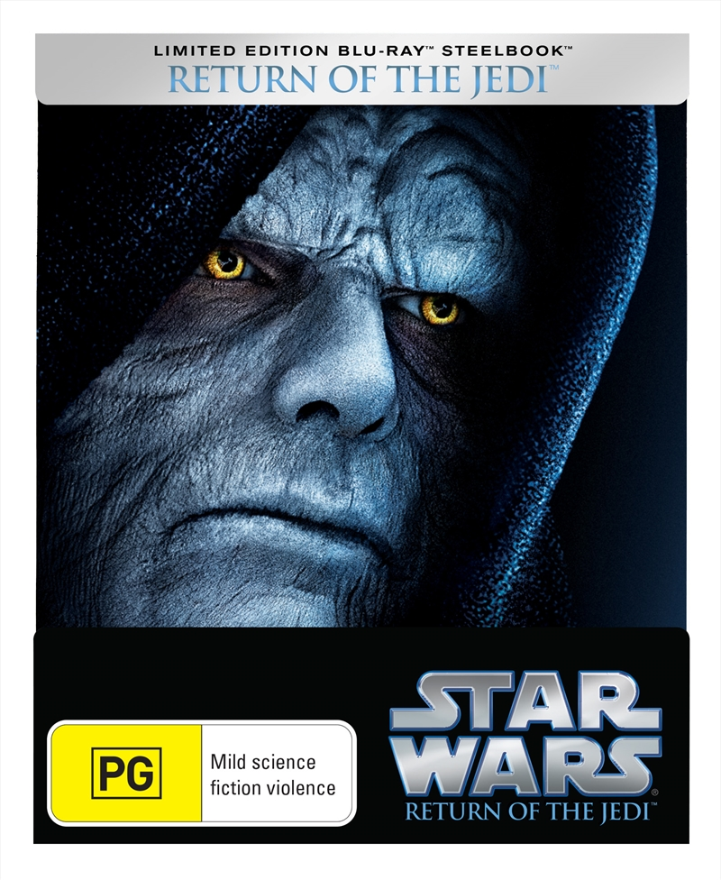 Star Wars Episode VI: Return of The Jedi - Limited Edition Steelbook | Blu-ray