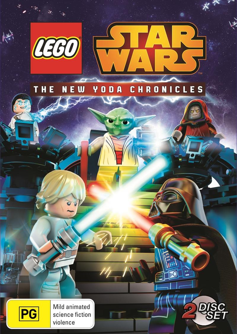 Lego Star Wars: The New Yoda Chronicles | DVD