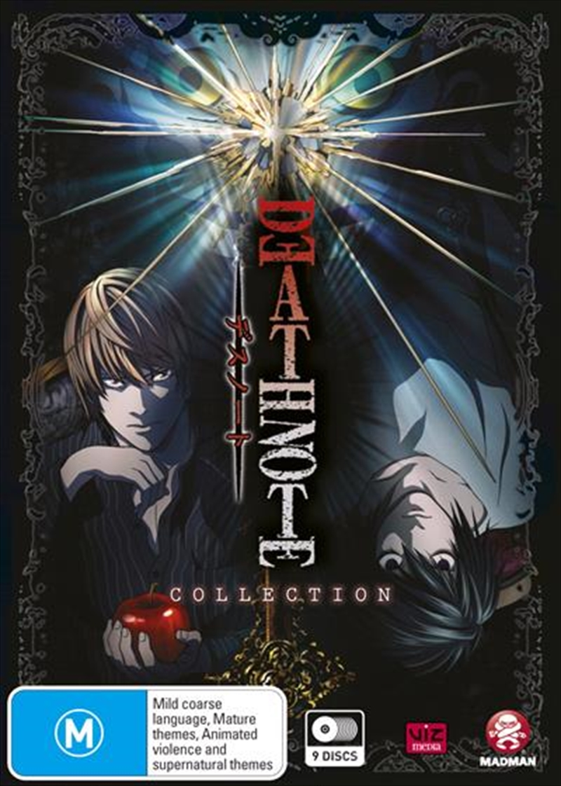 Death Note | Fat Pack - Collection | DVD