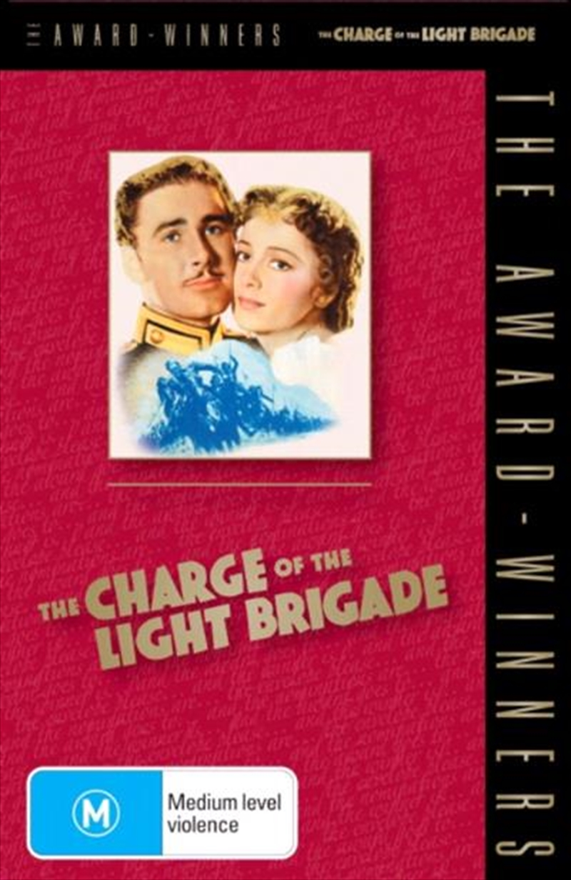 Charge Of The Light Brigade, The | DVD