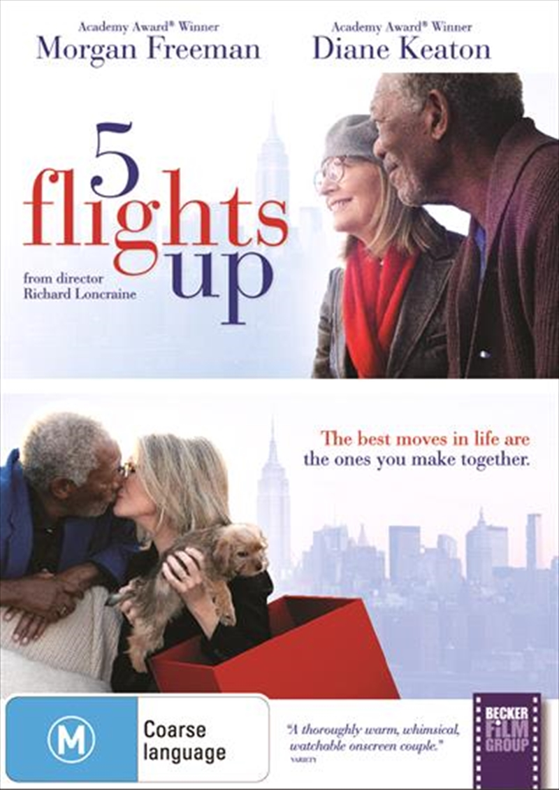 5 Flights Up | DVD