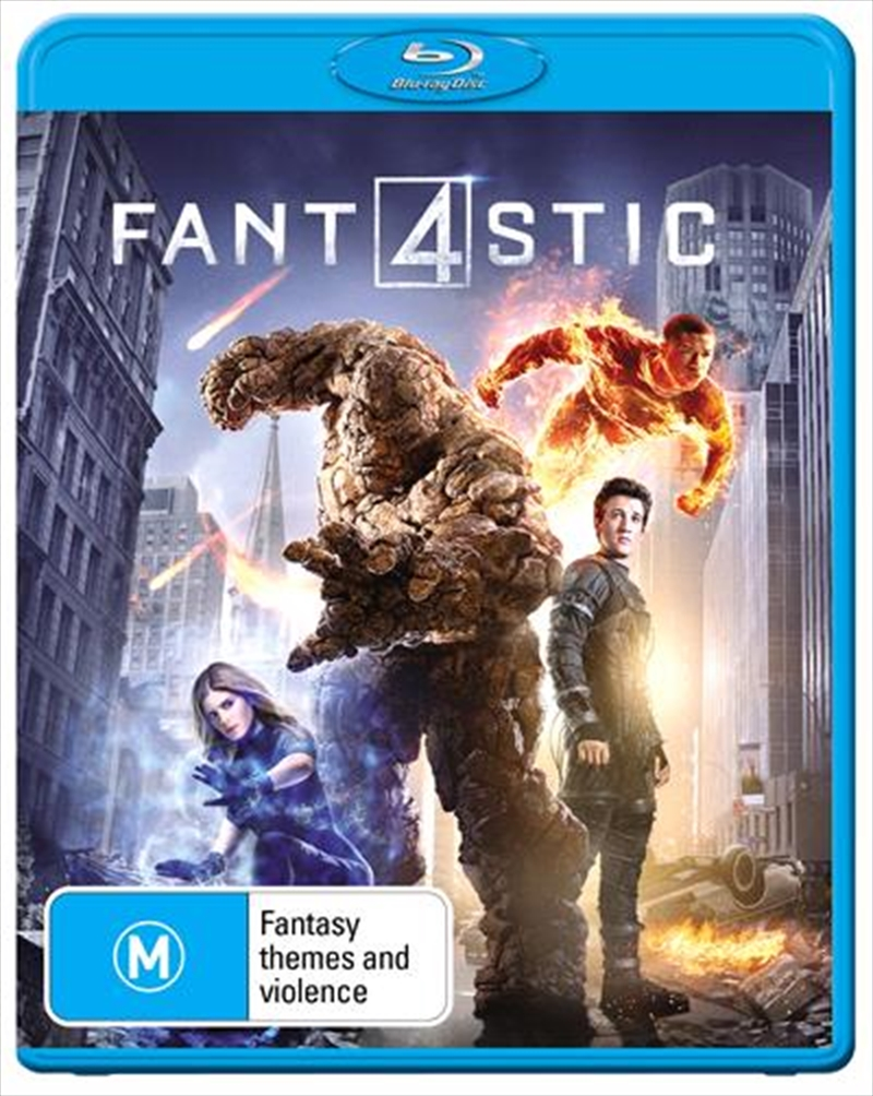 Fantastic Four | Blu-ray