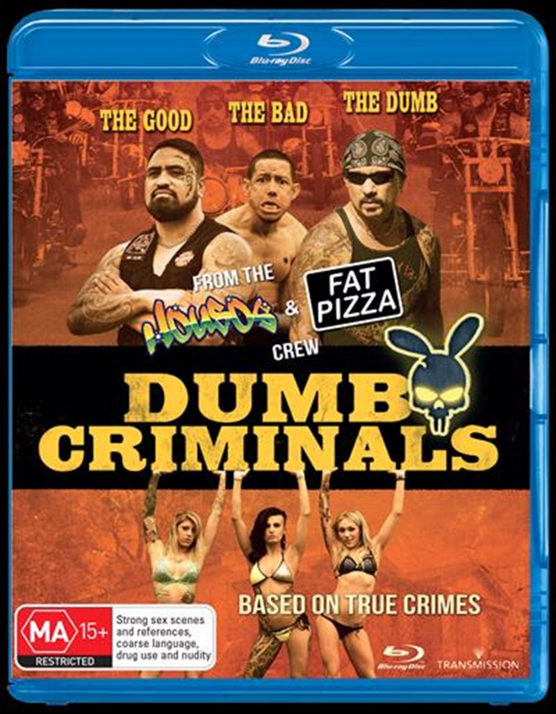 Dumb Criminals - The Movie | Blu-ray