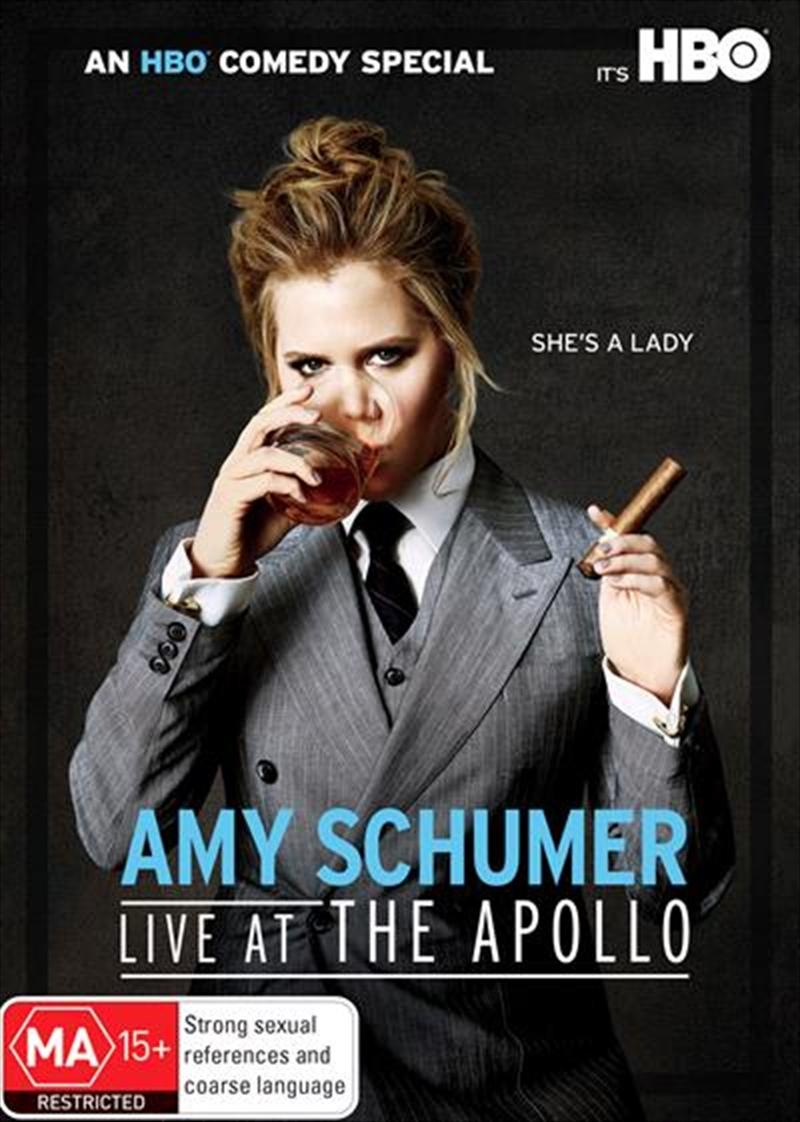Live At The Apollo | DVD