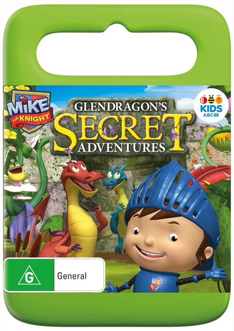 Mike The Knight: Glendragons   DVD