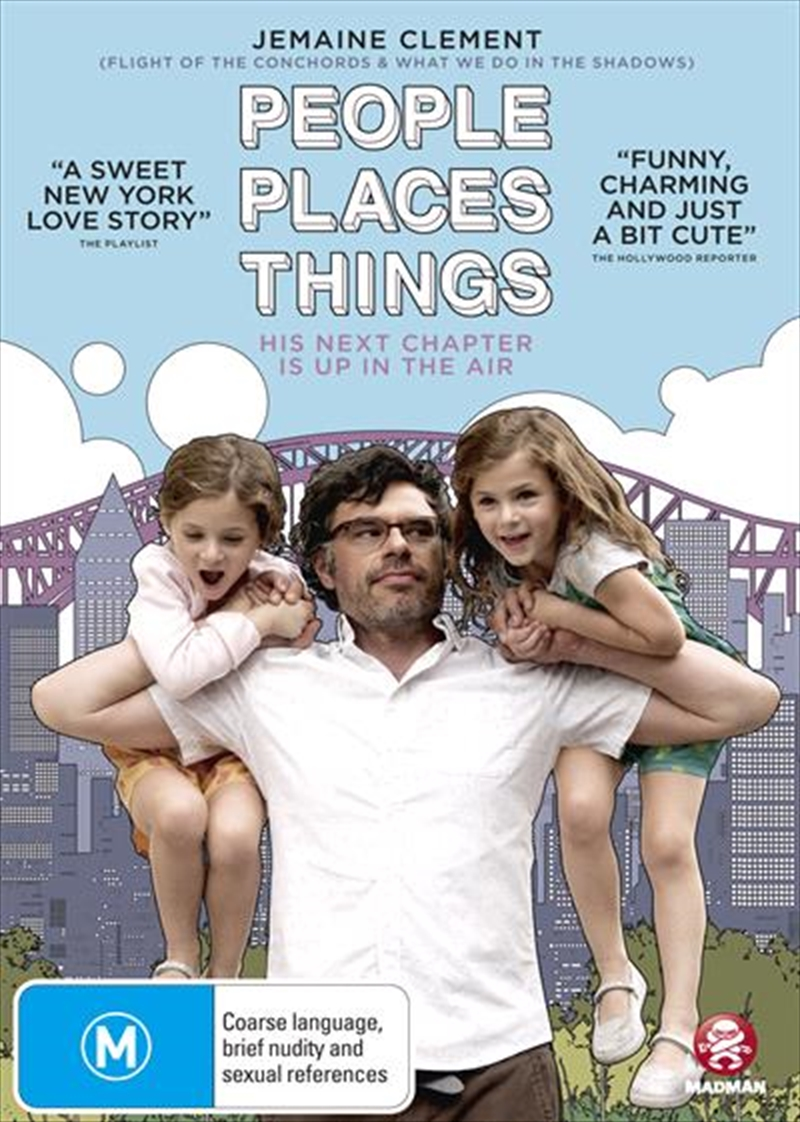 People Places Things | DVD