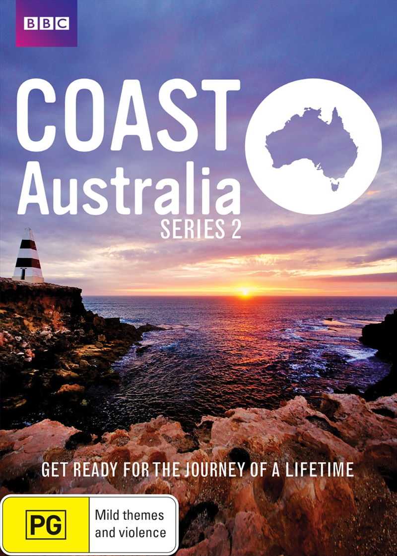 Coast Australia - Series 2 | DVD