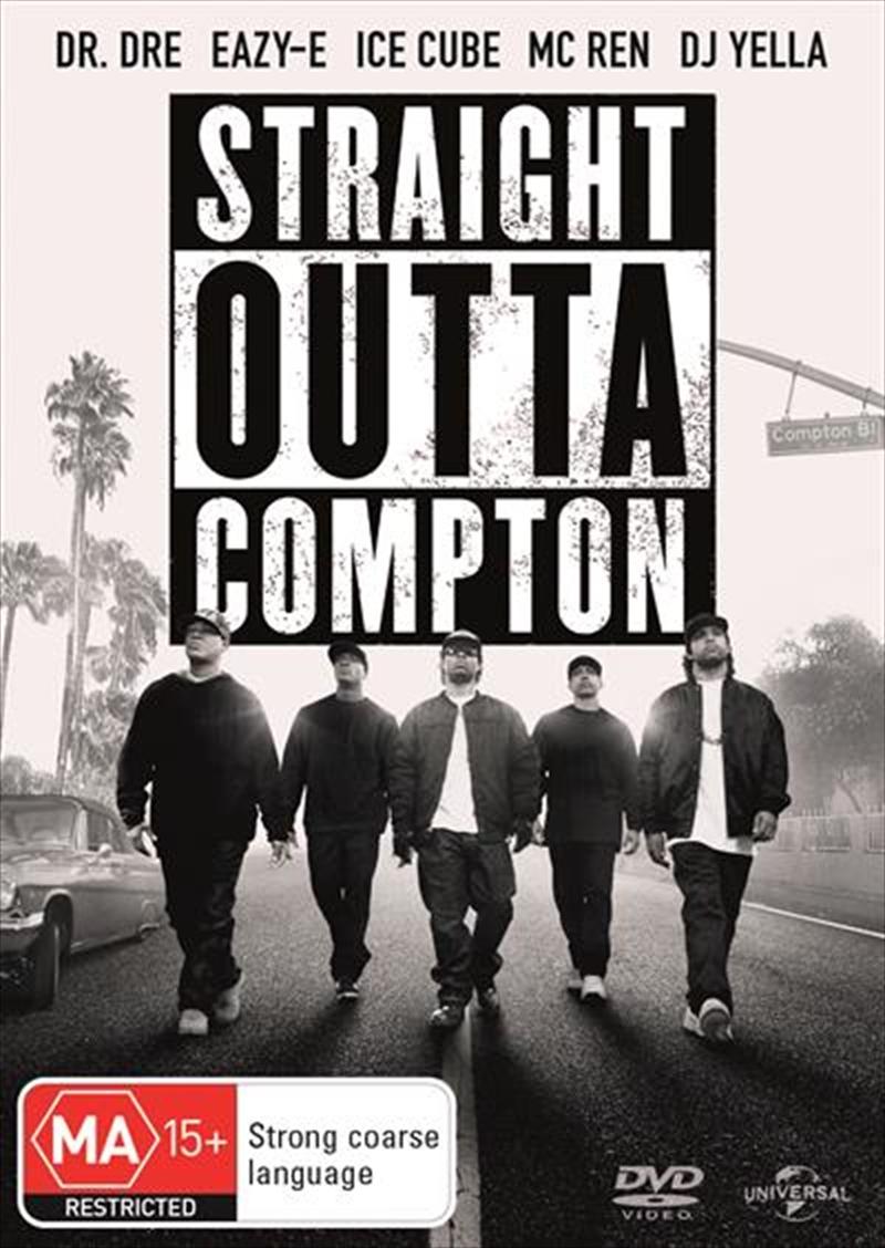 Straight Outta Compton | DVD