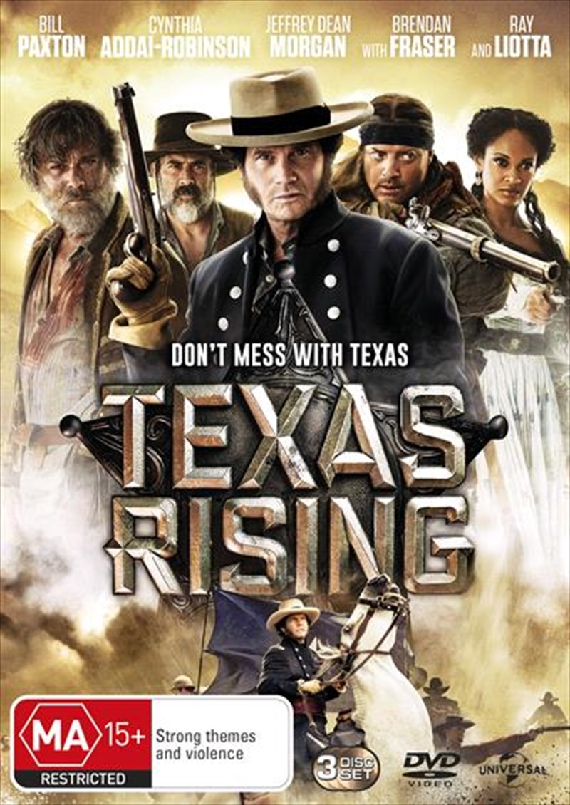 Texas Rising - Season 1 | DVD