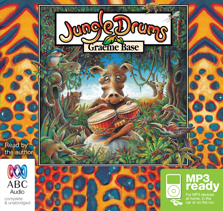 Jungle Drums | Audio Book