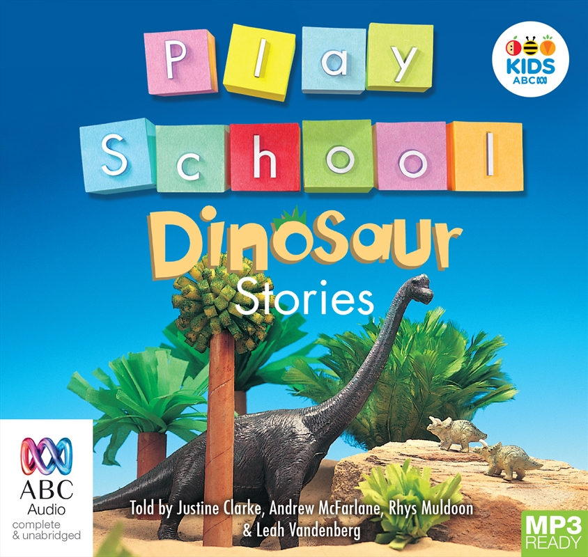 Play School Dinosaur Stories | Audio Book