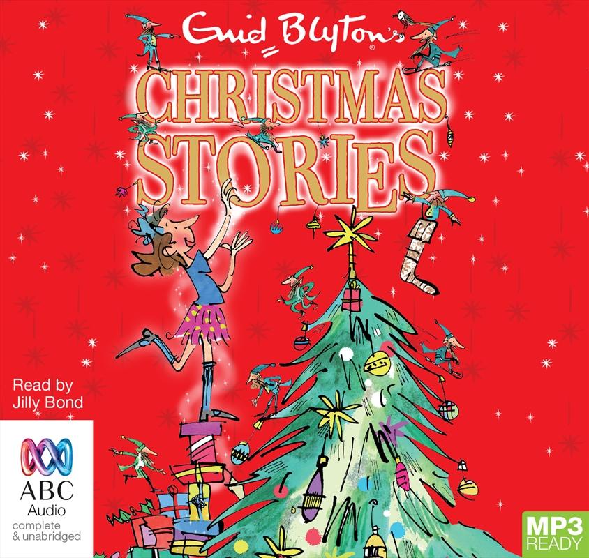 Enid Blyton's Christmas Stories   Audio Book