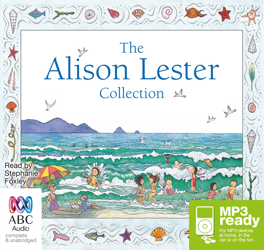 Alison Lester Collection | Audio Book