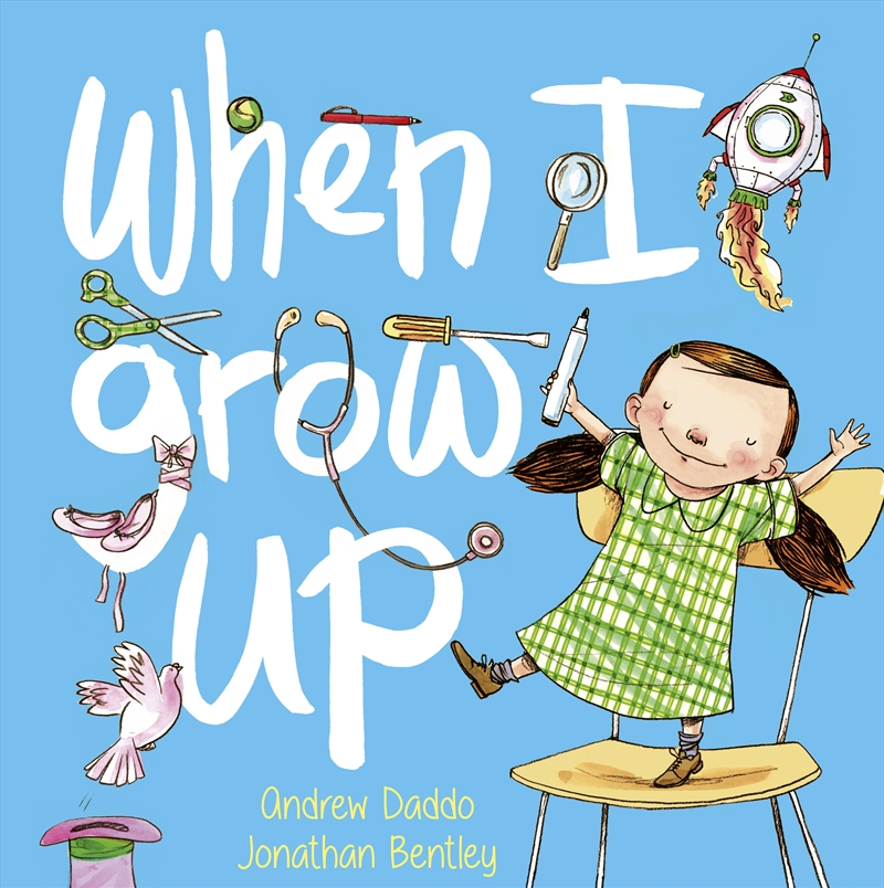 When I Grow Up | Books