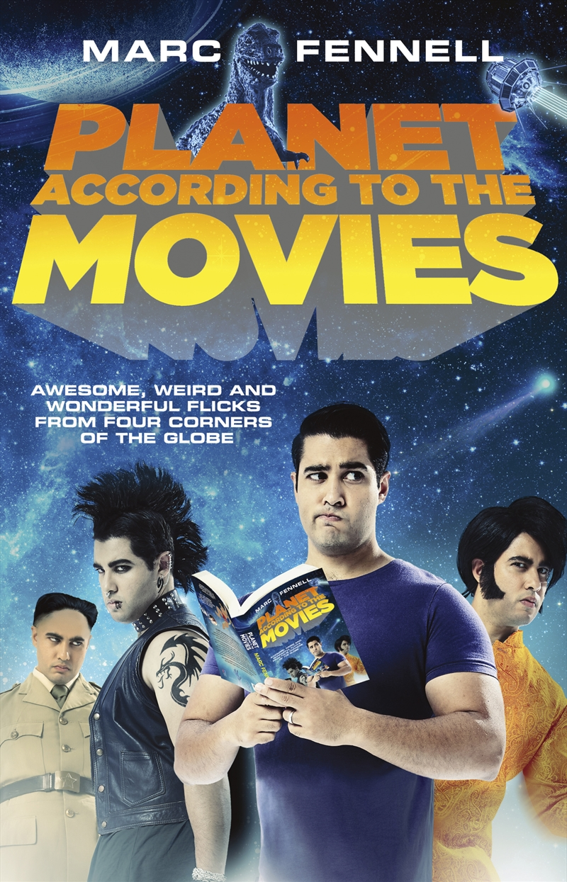 Planet According To The Movies | Books