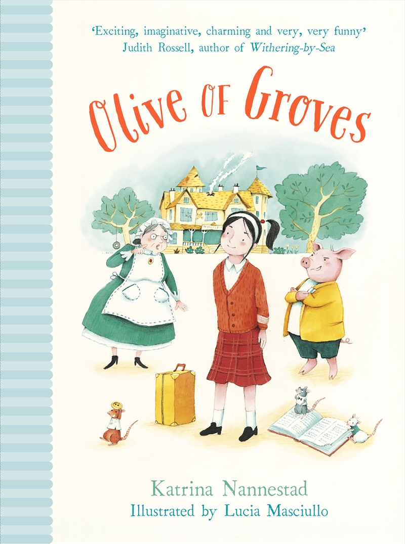 Olive Of Groves   Books